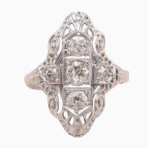 Diamant Angela Ring, 1912