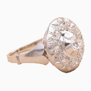 Diamant Zielring, 1920er