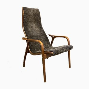 Lounge Chair by Yngve Ekström for Swedese, 1950s