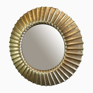 Hand-Carved Mirror by Harrison & Gill for Christopher Guy, 2000s