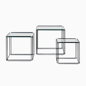 Vintage Isocele Nesting Tables by Max Sauze for Altrow