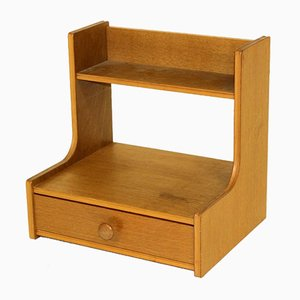 Swedish Oak Shelf, 1960s
