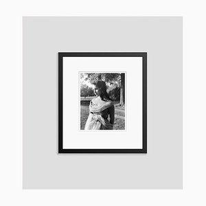 Elizabeth Taylor in Beau Brummel Archival Pigment Print Framed in Black by Everett Collection