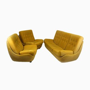 Space Age Living Room Set from Atlantis, 1970s, Set of 3