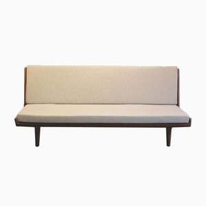 Studio Sofa by Carl Gustaf Hiort af Ornäs for Puunveisto Oy, 1950s