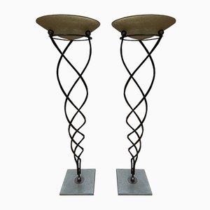 Antinea Floor Lamps by Jean François Crochet for Terzani, 2000s, Set of 2