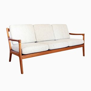 Scandinavian Sofa by Ole Wanscher, 1960s