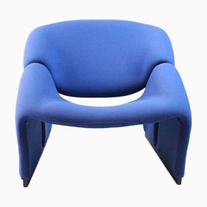 M F580 Groovy Lounge Chair by Pierre Paulin for Artifort, 1960s