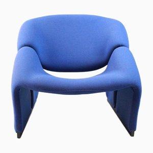 M F580 Groovy Sessel von Pierre Paulin für Artifort, 1960er