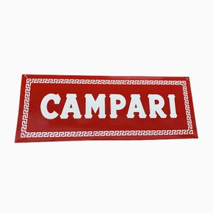 Mid-Century Sign from Cavalieri Campari