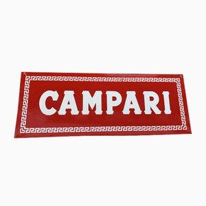 Panneau Mid-Century de Cavalieri Campari