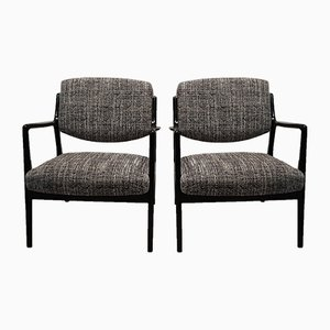 S9 Easy Chairs by Alfred Hendrickx for Belform, 1958, Set of 2