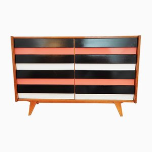 Mid-Century Chest of Drawers by Jiří Jiroutek for Interier Praha