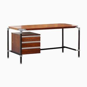 Palisander Schreibtisch von Luisa & Ico Luisa Parisi für MIM, 1960er