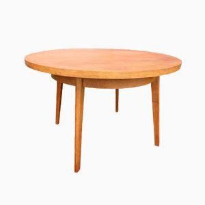 Table de Salle à Manger Série Birch à Rallonge par Cees Braakman pour UMS Pastoe, 1950s