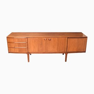 Rosewood Torpedo Sideboard from McIntosh, 1960s