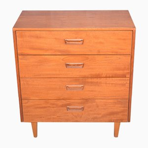 Teak Chest of Drawers from Nathan, 1960s