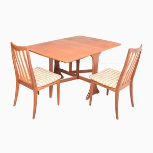 Teak Drop Leaf Dining Table from G-Plan, 1960s