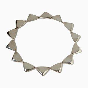 Halskette von Hans Hansen, Dänemark, 1950er