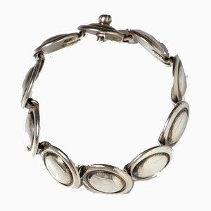 Bracelet par Hans Hansen, Danemark, 1950s