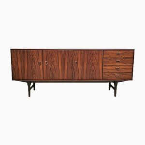 Mid-Century Rosewood Sideboard by Arnold Merckx Jr. for Fristho, 1960s