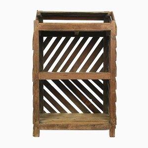 Wooden Shelf, 1940s