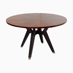 Round Table by Ico Parisi for M.I.M. Roma, Italy, 1958
