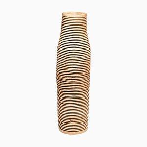 Kirschholz Vase von Giewont Studio handgefertigt