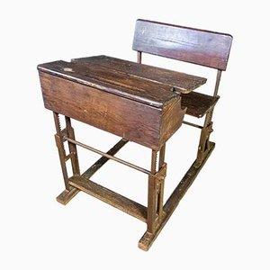 Anpassbares antiker Rednerpult, 1800er