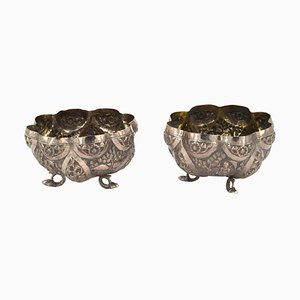 19th Century Oriental Bowls, Set of 2
