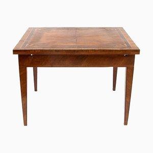 Esstisch aus Holz, 19. Jh