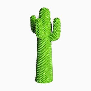 Grüne Kaktus Garderobe von G. Drocco & F. Mello für Gufram, 2000er