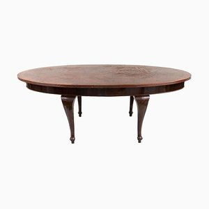 Late-19th Century Rosewood Round Coffee Table