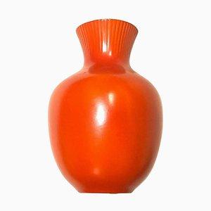 Vase San Cristoforo en Céramique par Gio Ponti & Giovanni Gariboldi pour Ginori, 1940s