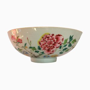 18th Century Chinese Qing Dynasty Imperial Porcelain Bowl