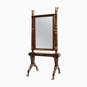 Early-19th Century Italian Empire Style Mirror