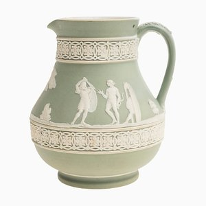 Pitcher with Mythological Scenes from Wedgewood, 1800s