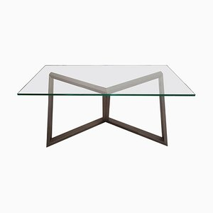 Rebis Iron Table by Nato Frascà, 1970s