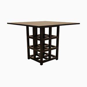 Table VIntage DS2 par Charles Rennie Mackintosh pour Cassina, Italie, 1980s