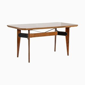 Dining Table in Teak by Carlo Ratti, 1950s