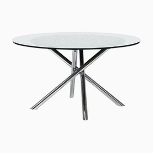 Vintage T70 Table by Carlo Bartoli for Tisettanta, 1970s