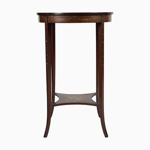 19th Century English Mahogany Coffee Table