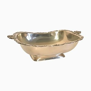 Vintage Silver Fruit Bowl