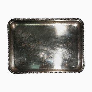 Vintage Silver Tray