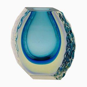 Vintage Murano Glass Vase from Alessandro Mandruzzato
