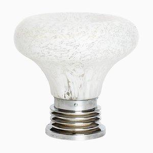 Vintage Tischlampe von Carlo Nason für Mazzega, 1960er