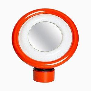 Vintage Spiegellampe, Italien, 1970er