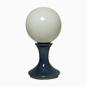 Modell TA89 Tischlampe aus Muranoglas von Carlo Nason für Selenova, 1960er