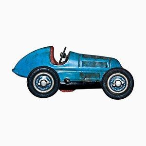 Vintage Wind Up Schuco Studio 1050 Toy Car, 1970s