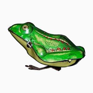 Vintage Wind up Frog Toy, 1950s